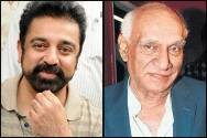 Kamal Hassan and Yash Chopra