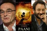Danny Boyle and Shekhar Kapur