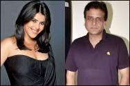 Ekta Kapoor and Bhushan Patel