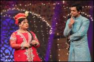 Bharti Singh and Sunil Grover