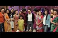 Star Parivaar with Aamir Khan