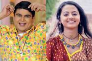 Deven Bhojani and Helly Shah