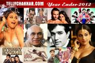 2012: Newsmakers In Bollywood