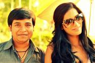 Nitin and Poonam Pandey