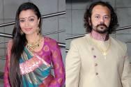 Pallavi Purohit and Raj Zutshi