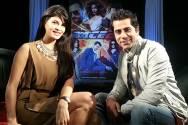 Jacqueline Fernandes with Gunjan Utreja