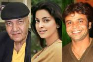 Juhi Chawla, Prem Chopra And Rajpal Yadav