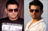 Kapil Sharma and Jay Bhanushali