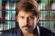 Tamil superstar Vikram