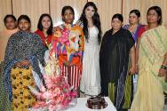 Sherlyn Chopras celebrates her birthday with the sex workers at Kamathipura