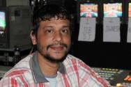 Director Pankaj Sudhir Mishra