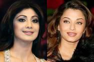 Shilpa Shetty and Aishwarya Rai Bachchan
