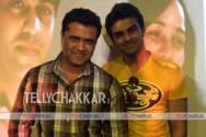 Amiot Dolawat with Director Vivek Sharma