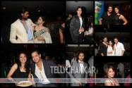 Indian Telly Awards bash