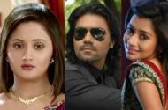 Rashmi Desai, Gaurav Chopraa and Tina Dutta