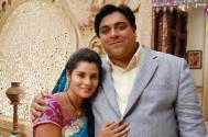Ram Kapoor and Shamin Mannan