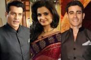 Chetan Pandit, Monica Bedi and Gautam Rode