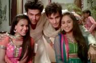 Niaa Sharma,Kushal Tandon, Karan Tacker and  Krystle DSouza