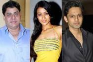 Cyrus Broacha, Barkha Bisht and Rahul Vaidya