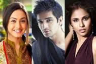 Abigail Jain, Vishal Singh and Vibha Anand