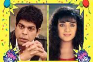 Murli Sharma and Shabnam Sayed