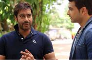 Ajay Devgn and Karan Kundra