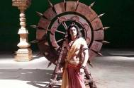 Ankit Mohan as Ashwathama in Star Plus' Mahabharat
