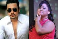 RJ Mantra and Bharti Singh