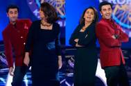 Ranbir Kapoor and Neetu Kapoor to shake a leg on Sony TV