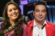Geeta Kapur and Ahmed Khan