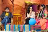 Kangana Ranaut promotes
