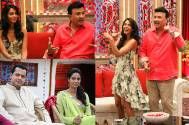 Anu Malik and Rahul Mahajan in Life OK