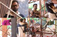VJ andy and Asif in Bigg Boss house