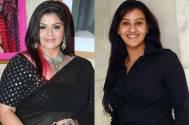 Pragati Mehra and Shilpa Shinde