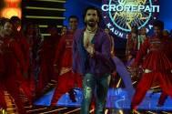 Ranveer Singh on KBC