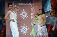 Kangana teaches Bharti how to woo women in Sony TV