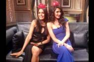 Freida Pinto and Nargis Fakhri on Koffe With Karan