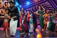 Jaaved Jaaferi does salsa; Kangna Ranaut gets kissed on Sony TV