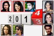 The Year That Was: TV stars share their 2013 experience