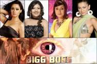Bigg Boss winners Shweta Tiwari, Juhi Parmar, Urvashi Dholakia and Gauahar Khan