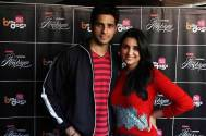 Sidharth and Parineeti promote Hasee Toh Phasee on Bindass' Yeh Hai Aashiqui