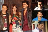 Ravi Kishan, Manoj Tiwari, Nirahua and Gunday cast shooting for Comedy Nights with Kapil