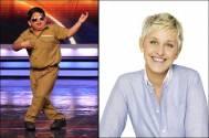 Meet Akshat Singh, Ellen DeGeneres