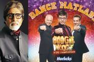 Amitabh Bachchan and other Bollywood biggies at the finale of Sony TV