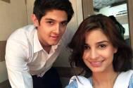 Rohan Mehra and Chetana Pandey in MTV Webbed season 2