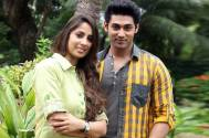 Ruslaan Mumtaz and Sangeeta Ghosh