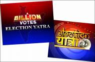 CNN-IBN and IBN7 set off on Election Yatra