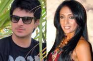 Rahil Azam and Shweta Salve