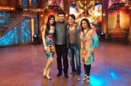 Entertainment Ke Liye Kuch Bhi Karega to air from 12 May; Tiger Shroff and Kriti Sanon on the sets