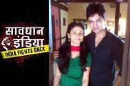 Anuj Thakur and Anjali Priya